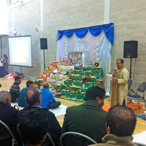 Swami Narayan Pooja