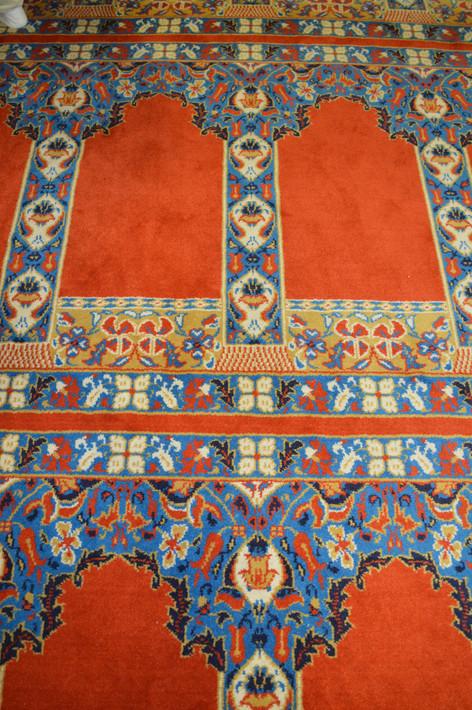 Bengali Mosque carpet