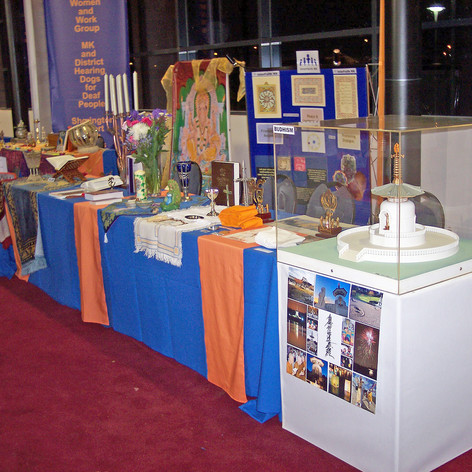 IFMK Exhibition for the Queen