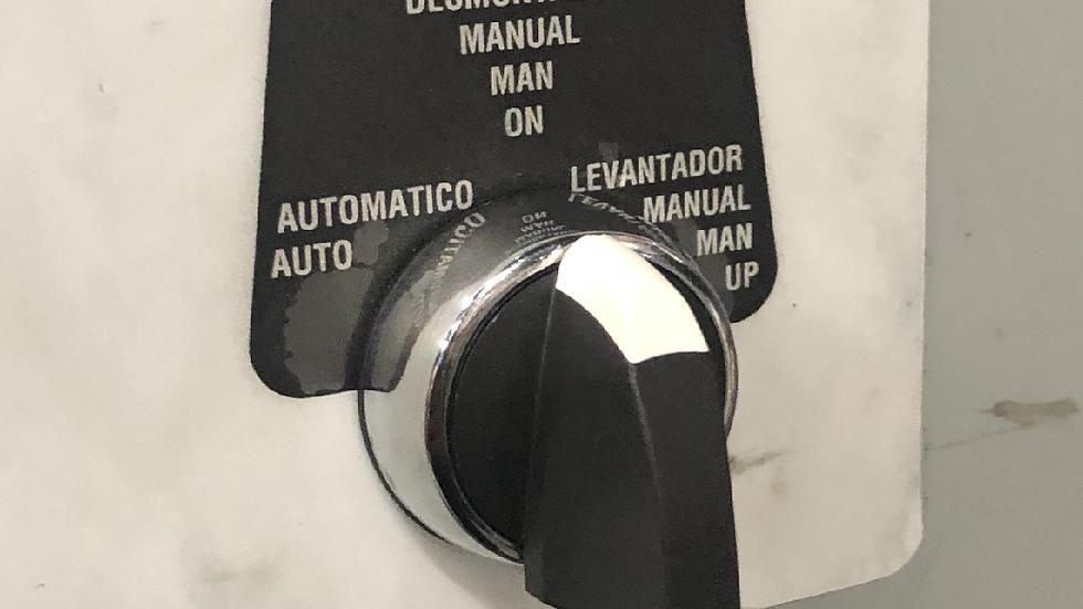 Cramalot 3 Pos. Selector Switch