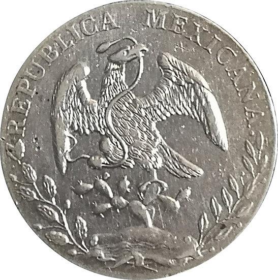 MÉXICO. 8 REALES. 1.889 (MH) MÉXICO