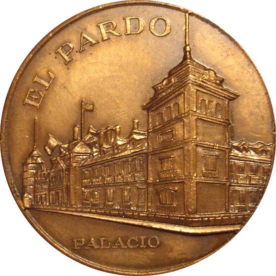 ESPAÑA. FRANCISCO FRANCO. MEDALLA III ANIVERSARIO. 1.978