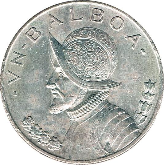 PANAMÁ. 1 BALBOA. 1.947