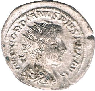 GORDIANO III PÍO. ANTONINIANO