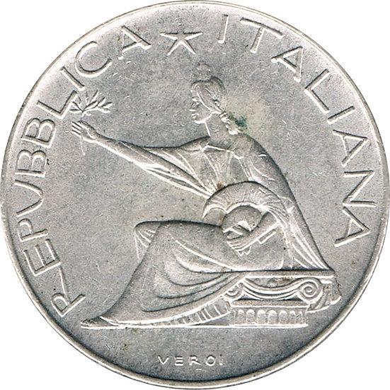 ITALIA. 500 LIRAS. 1.961
