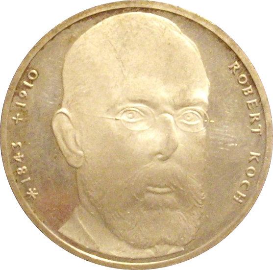 ALEMANIA. 10 MARCOS. ROBERT KOCH. 1.993