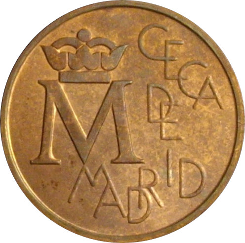 ESPAÑA. MEDALLA F.N.M.T. CECA DE MADRID