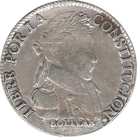 BOLIVIA. 4 SOLES. 1.830 POTOSÍ
