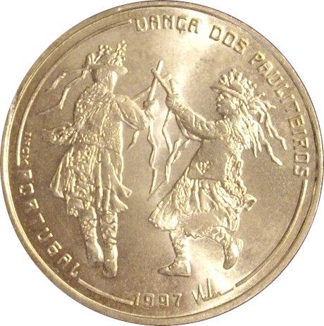PORTUGAL. 1000 ESCUDOS. 1.997