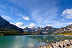 Barrier Lake, AB