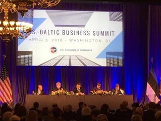 U.S. Baltic Business Summit in Washington DC