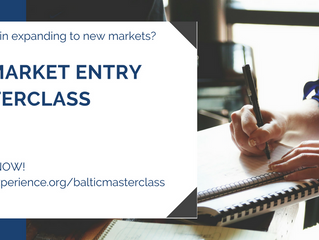 GCE offers U.S. Market Entry Masterclass