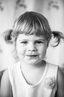 kriegerin, Familienfotografie