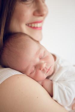 Mamalove, Neugeborenenfoto