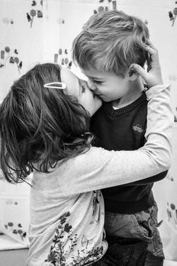 Geschwissterliebe, Familienfotografi