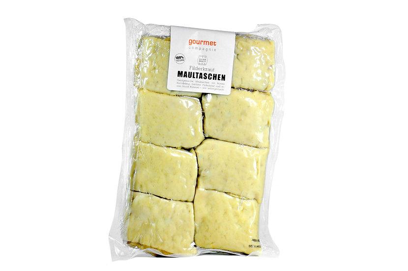 Vegane Filderkrautmaultaschen 8 Stück - SAISON -