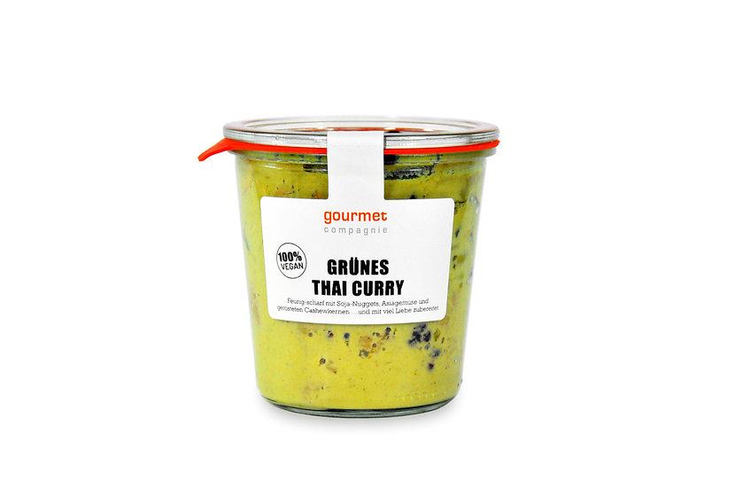 Grünes Thai Curry 500g - VEGAN -