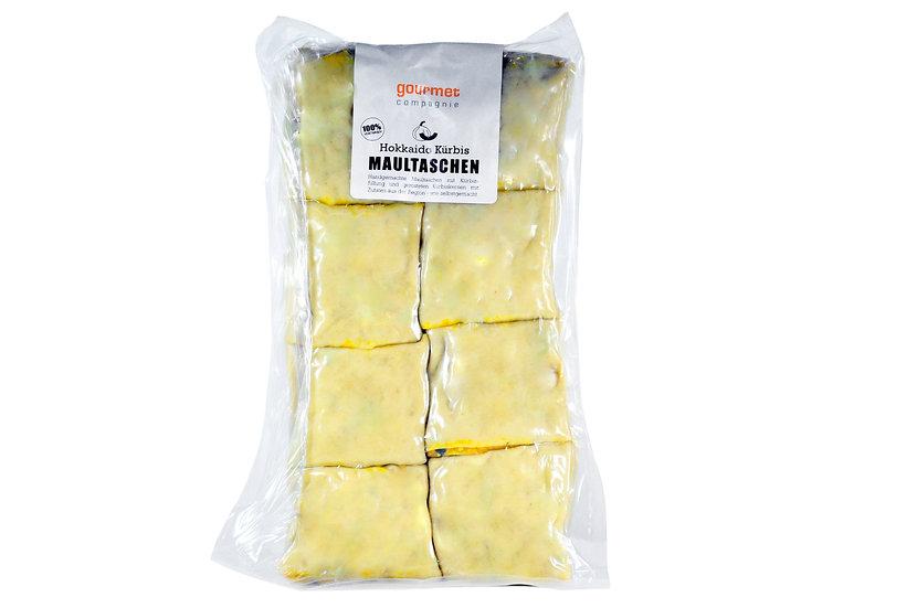 Vegetarische Kürbismaultaschen 8 Stück - SAISON -