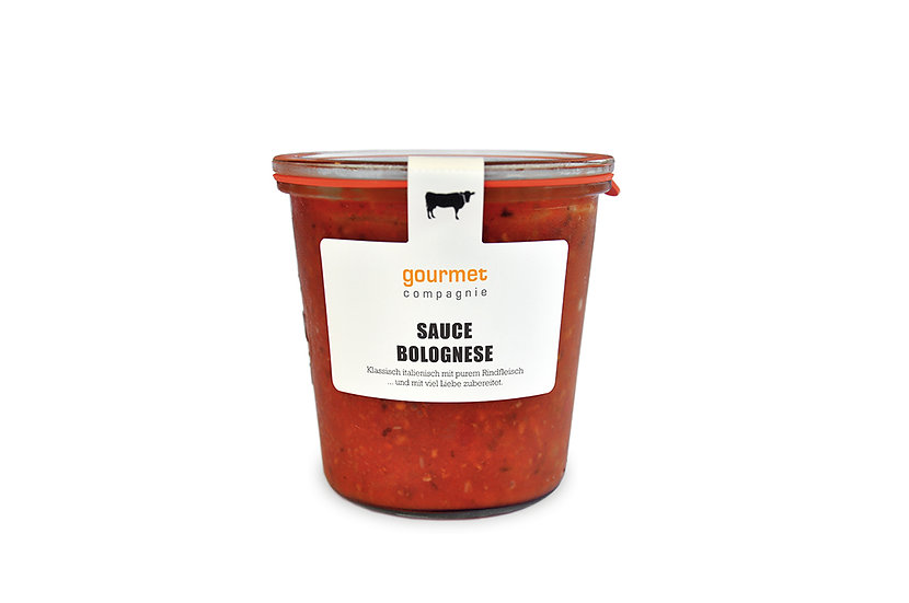 Sauce Bolognese 500g