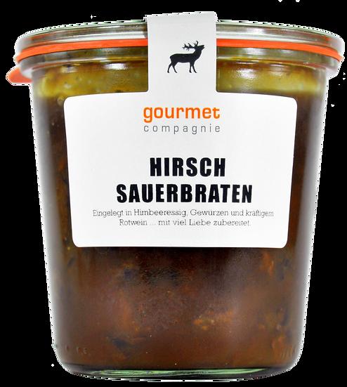 Hirschsauerbraten 500g -SAISON-