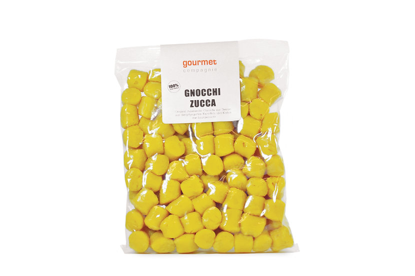 Gnocchi zucca 500g - SAISON -