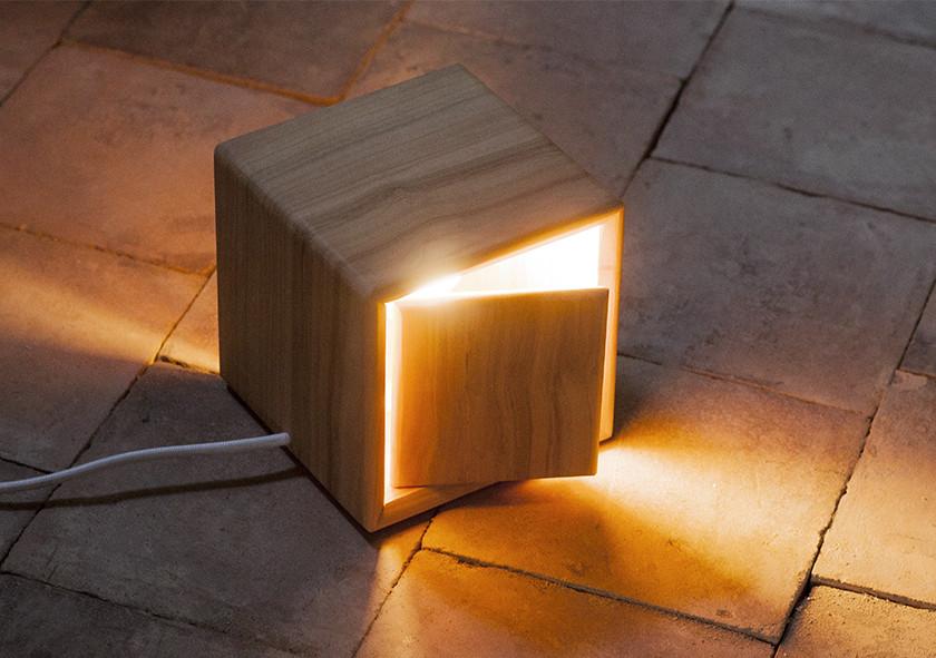 Lampe Griotte