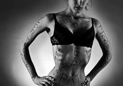 body anorexia trouble
