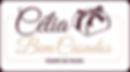 design logotipo Célia Bem Casados