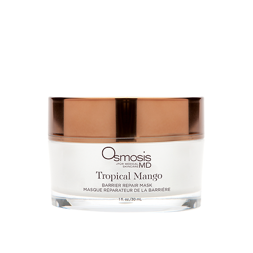 TROPICAL MANGO BARRIER REPAIR MASK 30ml by Osmosis MD
