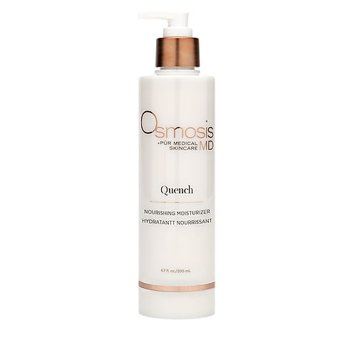 QUENCH NOURISHING MOISTURISER 200ml by Osmosis MD