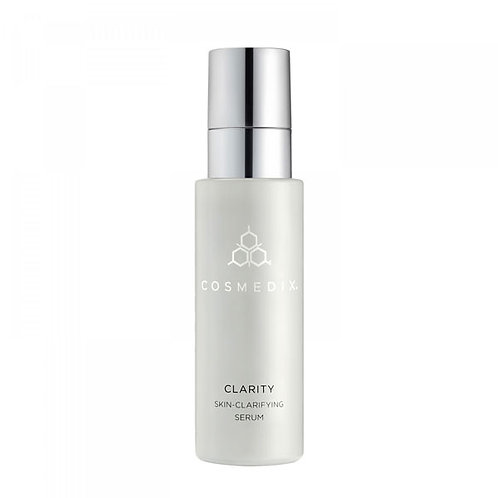 Clarity Anti-Blemish Serum by Cosmedix for oily, blemish prone skins