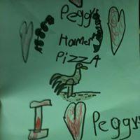 I love Peggys