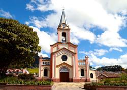 Iglesia Santa María Magdalena Tausa