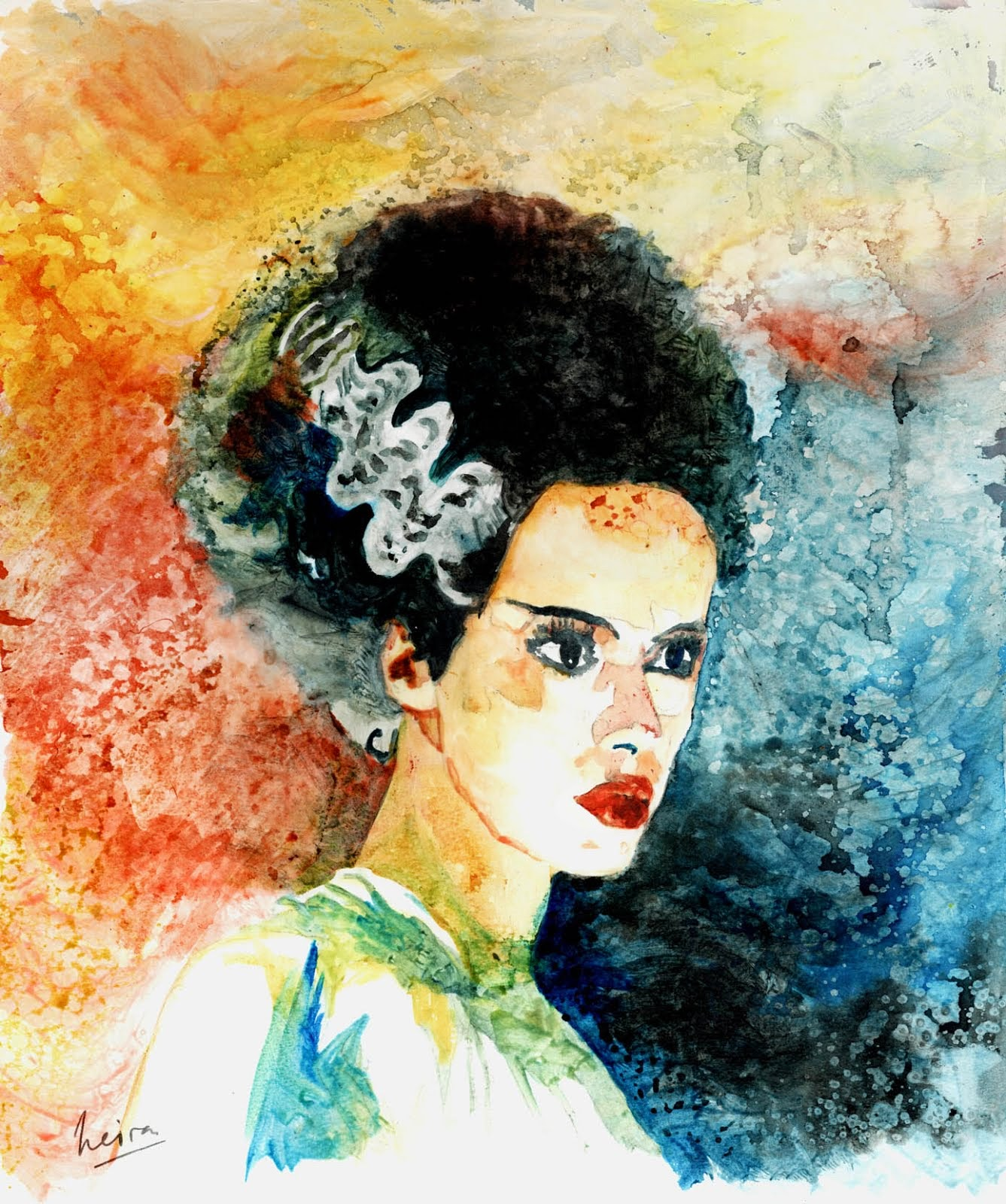 THE BRIDE OF FRANKENSTEIN II