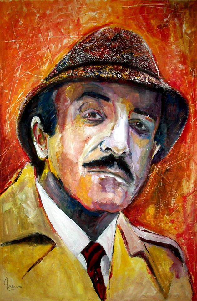 PETER SELLERS - CLOUSEAU