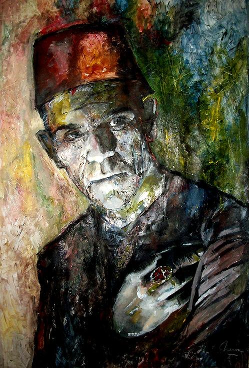 BORIS KARLOFF - IMHOTEP - THE MUMMY