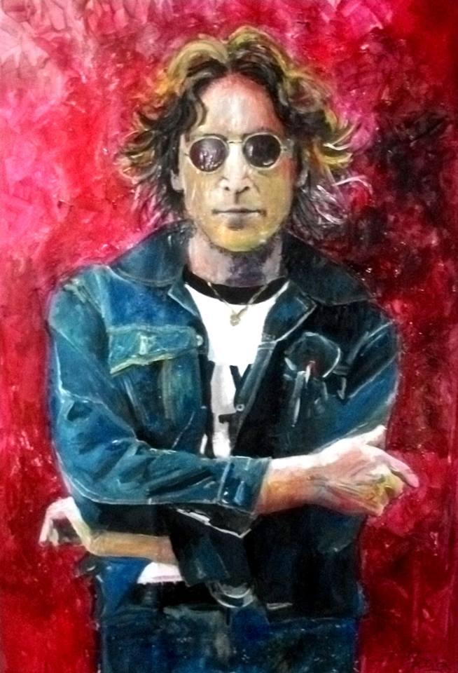 JOHN LENNON - 1980