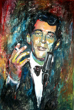 DEAN MARTIN AT THE SANDS