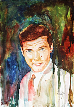 ROGER MOORE- THE SAINT