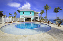 Oasis Pools Cayman Islands circle pool