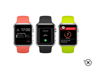 Apple Watch Support!