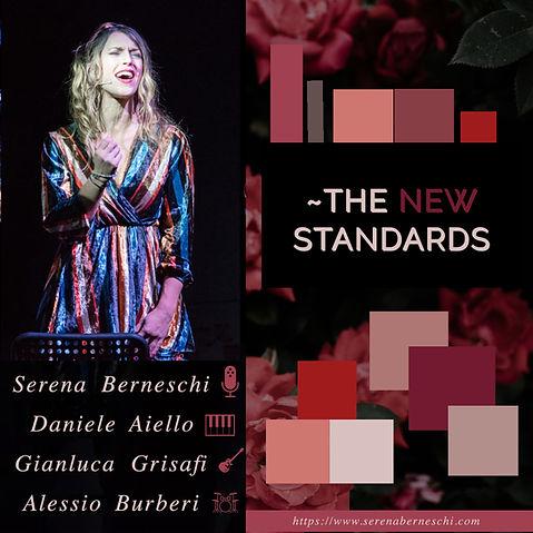 The New Standards - locandina generale.j