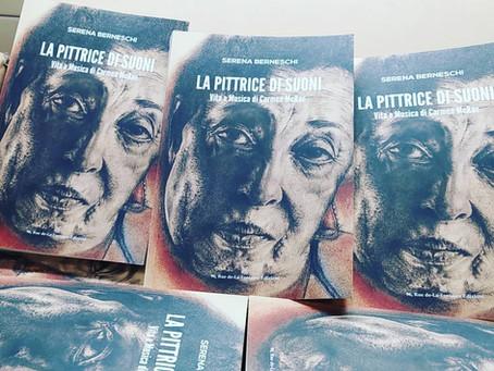 """""""La Pittrice di Suoni - Vita e Musica di Carmen McRae"""" è FUORI!"""
