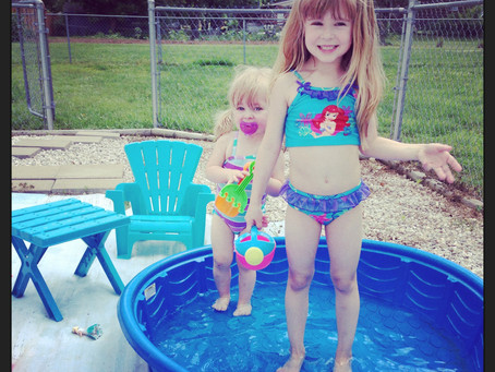 Dealing With Small Children: My Ten Year Plan