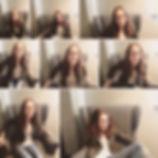 Collage of Tabitha Caplinger