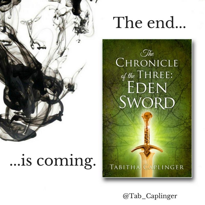 Eden Sword with smoke