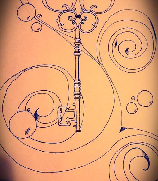 The Key by Bryanna