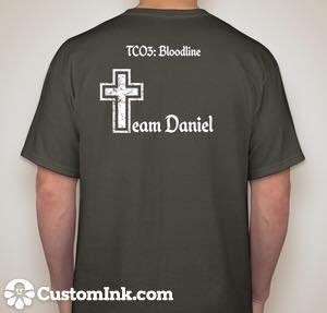 Team Daniel by Nick