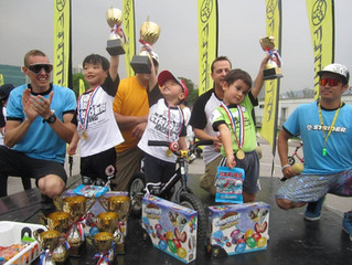 第十回香港 STRIDER Racing Round10