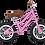 Thumbnail: Reid Vintage Balance Bike Pink